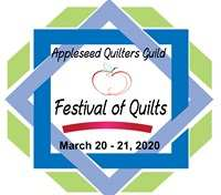 Appleseed Quilters Guild 2020 Quilt Show in Fort Wayne