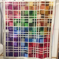 Salt Creek Patchmakers Annual Quilt Show - Vision of Colors - POSTPONED until Oct. 2 & 3, 2020 in Clinton
