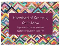 Heartland of Kentucky Quilt Show in Elizabethtown