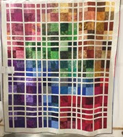 Salt Creek Patchmakers Annual Quilt Show - Vision of Colors in Clinton