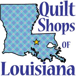 quilt shops of louisiana